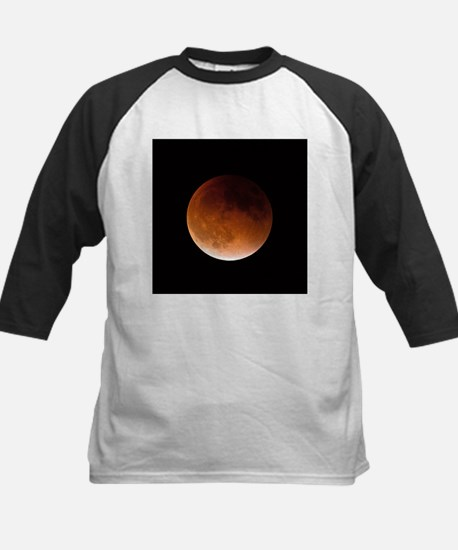 Supermoon Eclipse Baseball Jersey