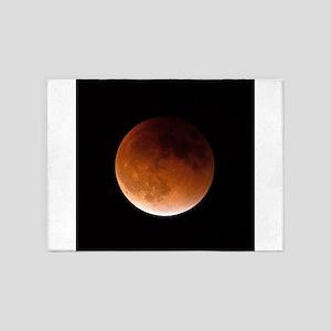Supermoon Eclipse 5'x7'Area Rug
