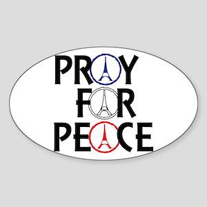 Pray for Peace Sticker