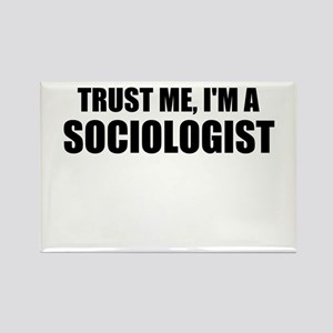 Trust Me, I'm A Sociologist Magnets