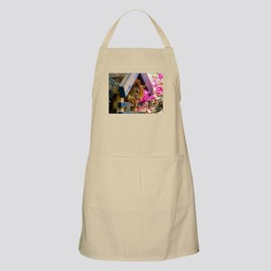 Adorable Squirrel in Little House Apron
