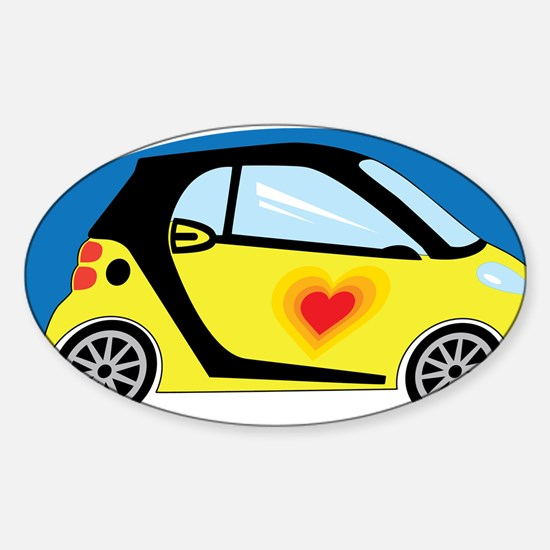 Smart Love Decal