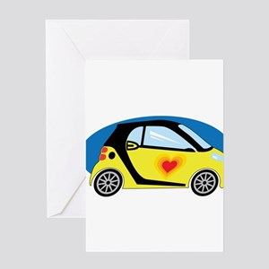 Smart Love Greeting Cards