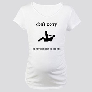 Kinky Maternity T-Shirt
