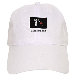 eaa806002cd Blackbeard Hats - CafePress