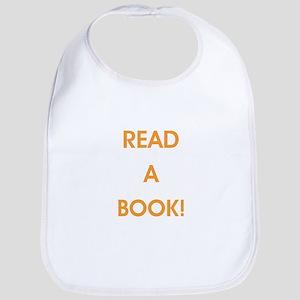 READ A BOOK! Bib