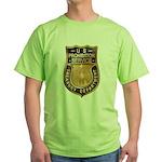 Prohibition Green T-Shirt