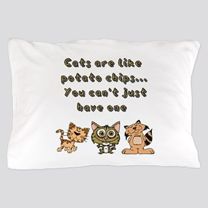 Cats Are Like... Pillow Case