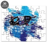 Snowmobile GUY Puzzle