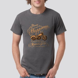 Happiness - Motorcycle Mens Comfort Colors Shirt