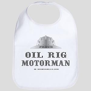 Motorman Bib
