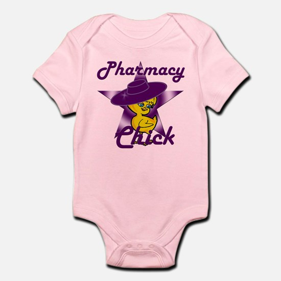 Pharmacy Chick #9 Infant Bodysuit
