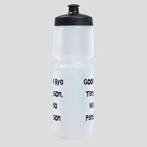 Retirement Sports Bottle