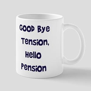 Retirement Mugs