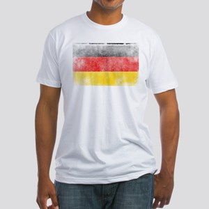 Distressed German Flag T-Shirt