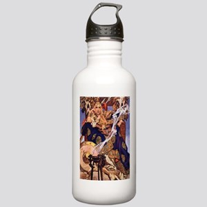Celtic Queen Maev by L Stainless Water Bottle 1.0L
