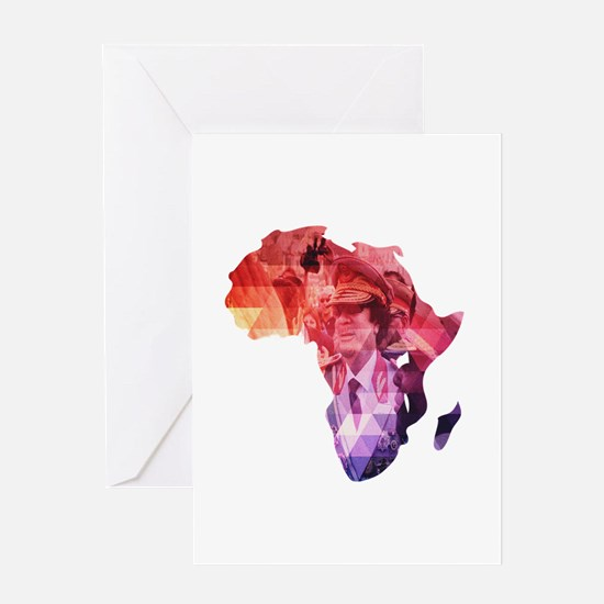 The 44th - African Union Greeting Cards