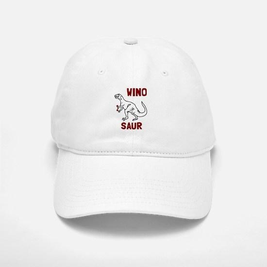 Winosaur Baseball Baseball Cap
