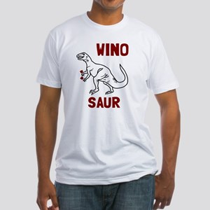 Winosaur Fitted T-Shirt