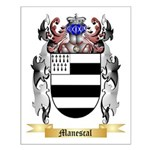 Manescal Small Poster