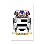 Manescal 20x12 Wall Decal