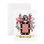 Manelis Greeting Card