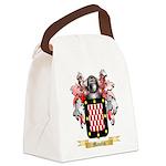 Manelis Canvas Lunch Bag