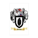 Mandly Sticker (Rectangle 50 pk)