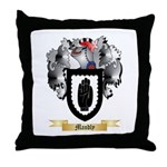 Mandly Throw Pillow