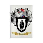Mandley Rectangle Magnet (100 pack)