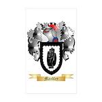 Mandley Sticker (Rectangle 10 pk)
