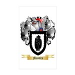 Mandley Sticker (Rectangle 50 pk)