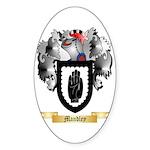 Mandley Sticker (Oval 50 pk)