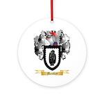 Mandley Round Ornament