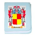Mandeville baby blanket