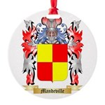 Mandeville Round Ornament
