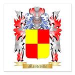 Mandeville Square Car Magnet 3