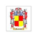 Mandevile Square Sticker 3