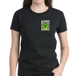 Mandel Women's Dark T-Shirt
