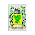Mandel Rectangle Magnet (100 pack)