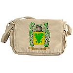Mandel Messenger Bag