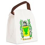 Mandel Canvas Lunch Bag