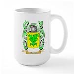 Mandel Large Mug