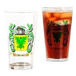 Mandel Drinking Glass