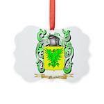 Mandel Picture Ornament