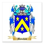 Manahan Square Car Magnet 3