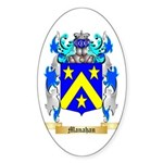 Manahan Sticker (Oval 50 pk)