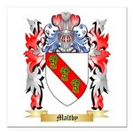 Maltby Square Car Magnet 3