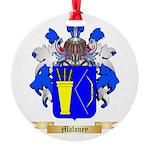 Maloney Round Ornament