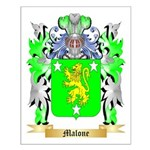 Malone Small Poster